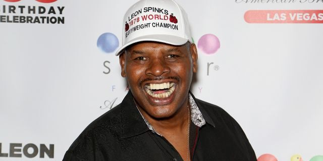 LAS VEGAS, NV - AUGUST 16: Former boxer Leon Spinks attends his birthday celebration at the Chocolate Lounge at Sugar Factory American Brasserie at the Fashion Show Mall on August 16, 2018 in Las Vegas, Nevada <a class=