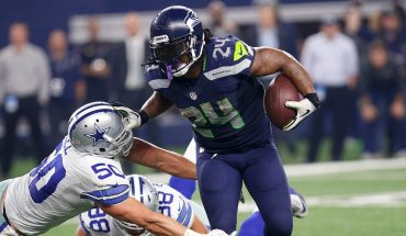 Marshawn Lynch re-joins Seahawks eight days after serving tequila shots to Raiders fans