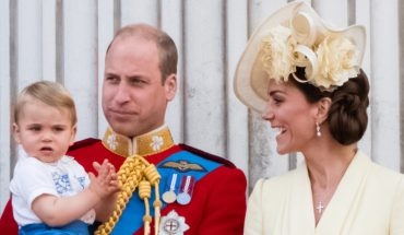 Kate Middleton says this show inspired one of Prince Louis' first words
