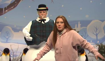 On 'SNL,' Greta Thunberg calls out Trump, warns of Christmas climate calamity: 'The elves will drown'