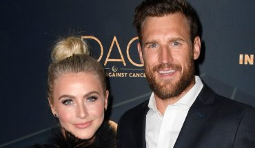 Julianne Hough's husband Brooks Laich reveals goal of exploring 'intimacy and sexuality' more in 2020