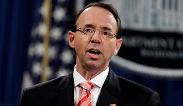Rod Rosenstein lands job with corporate law firm in DC: reports