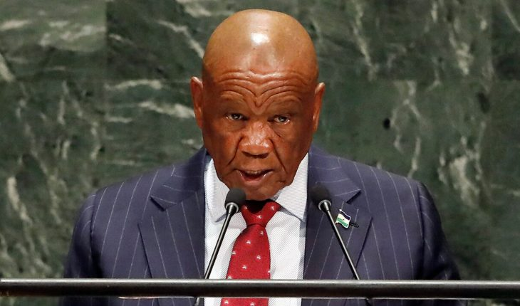Lesotho first lady wanted by police in death probe of prime minister's former wife