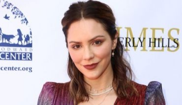 Katharine McPhee attends the 2019 Daytime Beauty Awards at The Taglyan Complex on September 20, 2019 in Los Angeles, California.