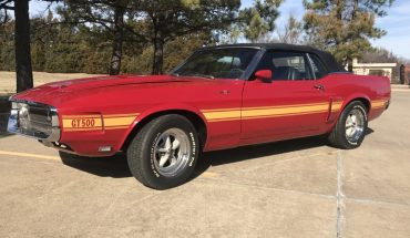 Oklahoma district attorney auctioning counterfeiter's classic Ford Mustangs