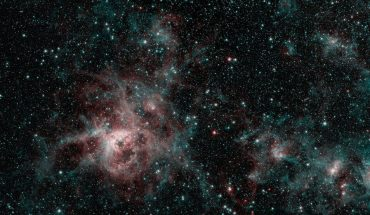 Tarantula Nebula stuns in new view from the Spitzer Space Telescope
