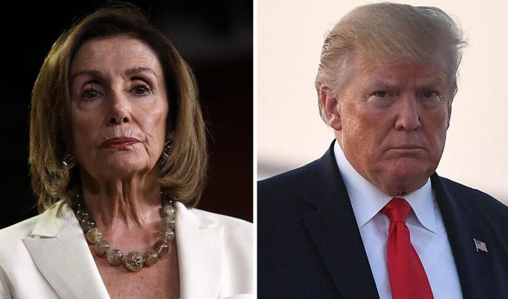 Trump tells Rush Limbaugh that Pelosi is trying to 'affect the election illegally' with impeachment delay