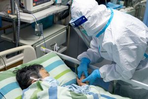 Coronavirus death toll rises to 41 in China, more than 1,200 sickened