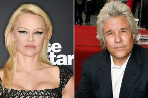 Pamela Anderson secretly marries movie mogul Jon Peters in Malibu ceremony
