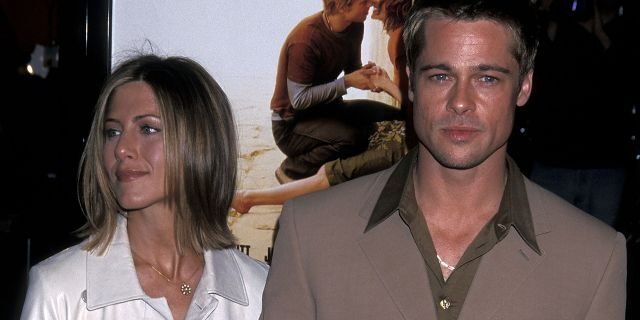 Jennifer Aniston and Brad Pitt first met each other in 1998.