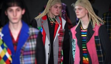 Japanese fashion label Comme Des Garçons faced backlash for the look, which appeared on the runway at its Paris Fashion Week show on Friday.