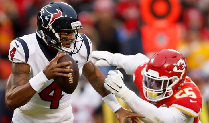 Deshaun Watson expresses support for coach Bill O'Brien after Texans blow 24-point lead in loss