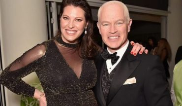 Neal McDonough, right, and Ruve McDonough attend HBO