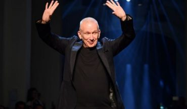 Jean Paul Gaultier, seen here at Paris Fashion Week in 2019, has claimed that his next haute couture show will be his last.