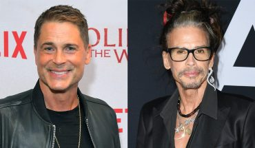Rob Lowe shares how Steven Tyler encouraged him to stay sober