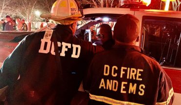DC fire recruits under investigation for flashing 'OK' sign in photo, 'white power' symbol or 'circle game'?