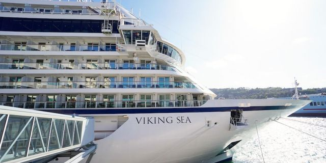 """Ocean and river cruisecompany Viking has revealed it is dropping the word """"Cruises"""" from its name as it continues to grow and focus on destinations."""