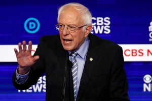 Fox News Poll: Sanders knocks Biden out of first, majority thinks Trump wins