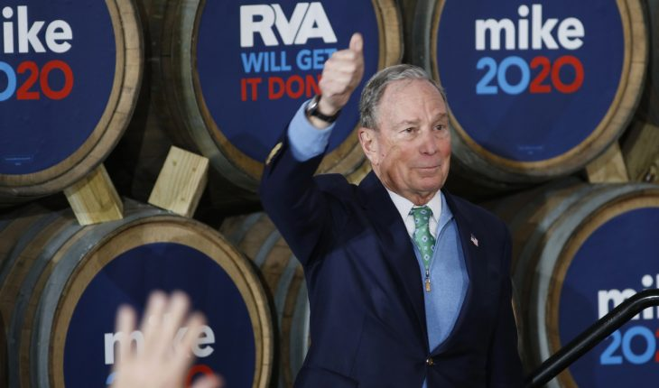 Democracy Digest 2020: Bloomberg camp confirms candidate will debate – if he qualifies
