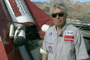 'Mad Mike' Hughes, 64, homemade-rocket daredevil, killed in mishap