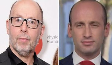 Retired neuropsychologist David Glosser, a maternal uncle of Stephen Miller, President Trump's immigration architect, said his wedding gift to his nephew is a donation to a pro-refugee group, according to reports. (Getty / Fox News)