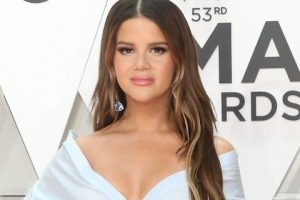 Maren Morris. (Photo by Taylor Hill/Getty Images)