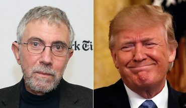 Paul Krugman admits economy doing 'pretty well' after predicting Trump would lead to global recession