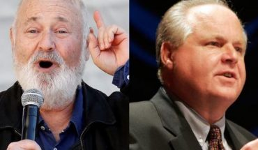 Rob Reiner insulted Rush Limbaugh in a tweet shortly after the radio host was awarded the Presidential Medal of Freedom.