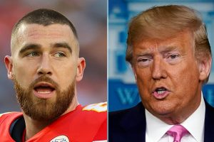 Chief's Travis Kelce: 'Unique opportunity' to visit Trump at White House