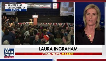 Laura Ingraham: Sanders may run into trouble in more traditional, Southern states
