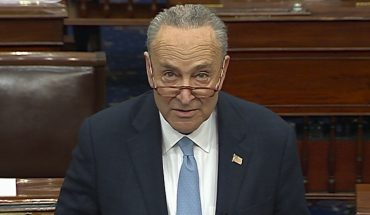 Gregg Jarrett: Schumer threat to Supreme Court justices might be a crime – Senate should censure him