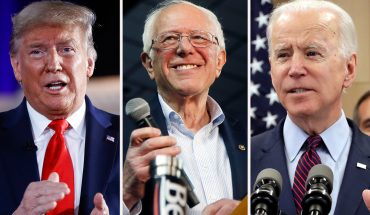 Will female, youth and minority voters lose interest as 2020 race comes down to 3 white septuagenarians?