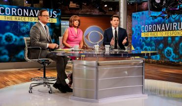 CBS News employees in NYC sent home after 2 test positive for coronavirus