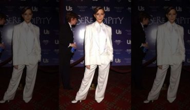 Kate Beckinsale says she was screamed at by Harvey Weinstein for wearing a white suit to a 2001 movie premiere.