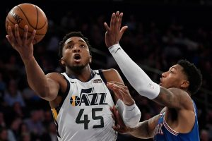 Utah Jazz star Donovan Mitchell addresses positive coronavirus test in social media post
