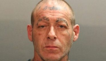 Mugshot for David White, 50.