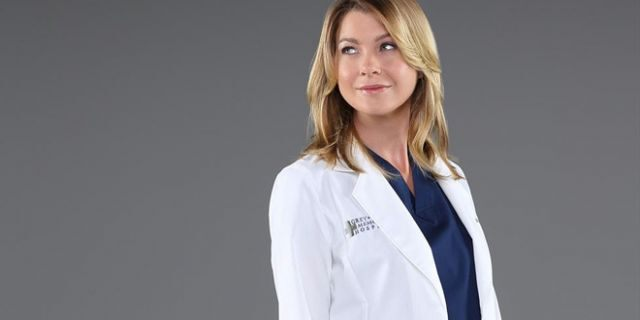 'Grey's Anatomy' stars Ellen Pompeo as Dr <a class=